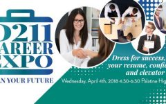A recap of the D211 Career Expo