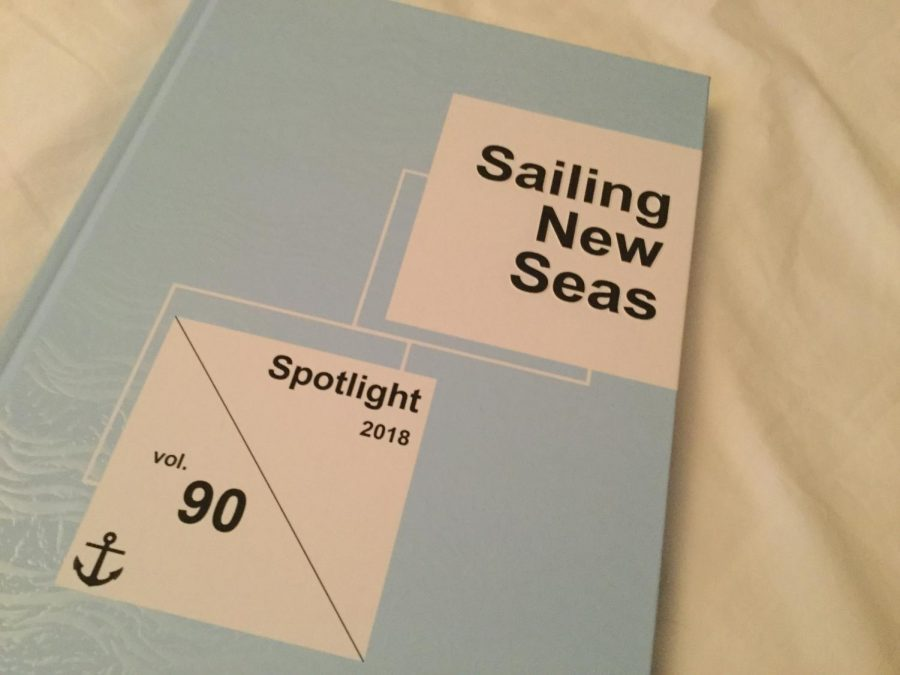 Palatine+High+School%27s+2017-2018+yearbook%2C+Sailing+New+Seas.+