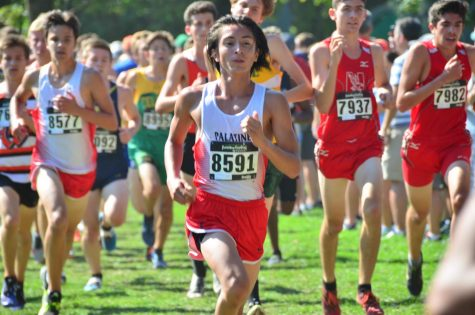 Slideshow: Boys Cross Country meet on Sept 15, 2018