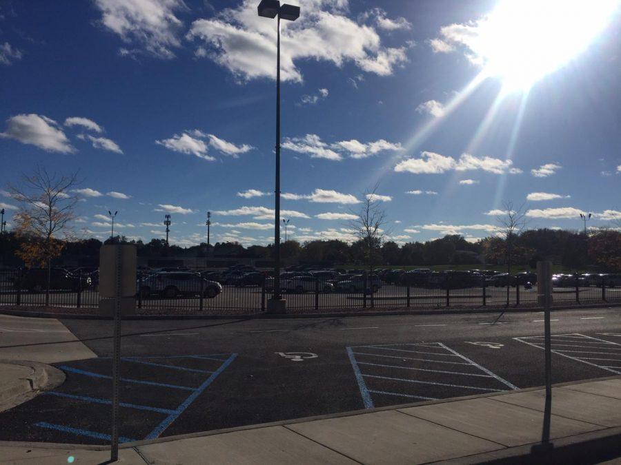 PHS+parking+lot