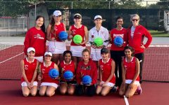 Girls tennis wraps up another successful season