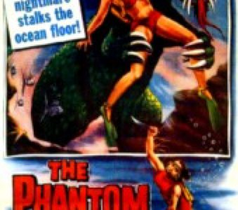 """The Phantom of 10,000 Leagues"" is practically unwatchable"