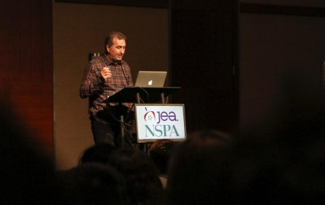 Slideshow: JEA/NSPA National High School Journalism Convention Trip