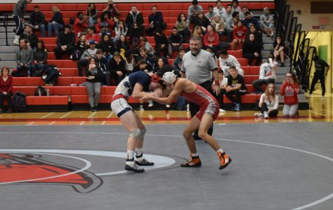 Wrestling is one of the IHSA sports that only has male team but has had females compete.