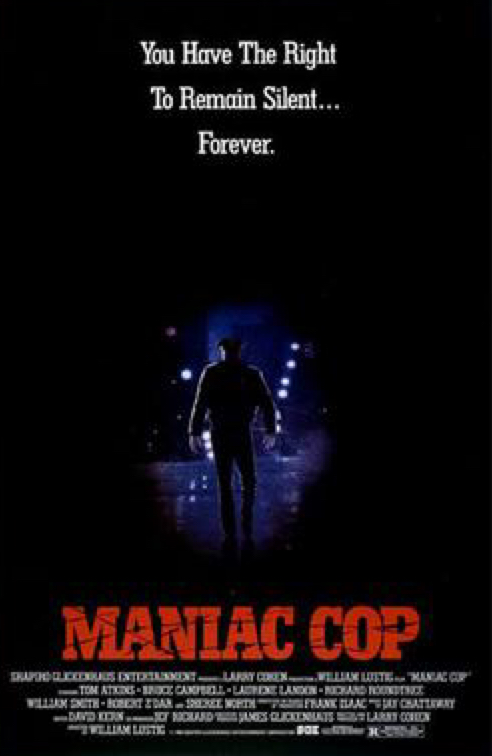 """Maniac Cop"" is the perfect St. Patty's Day thriller"