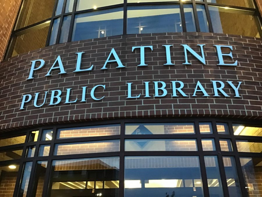 Palatine Library needs more funding