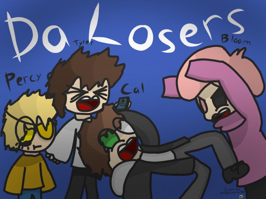 Da Losers logo
