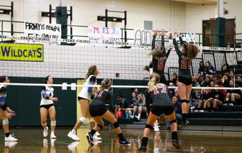 Slideshow: Girls volleyball at the Fremd Invite