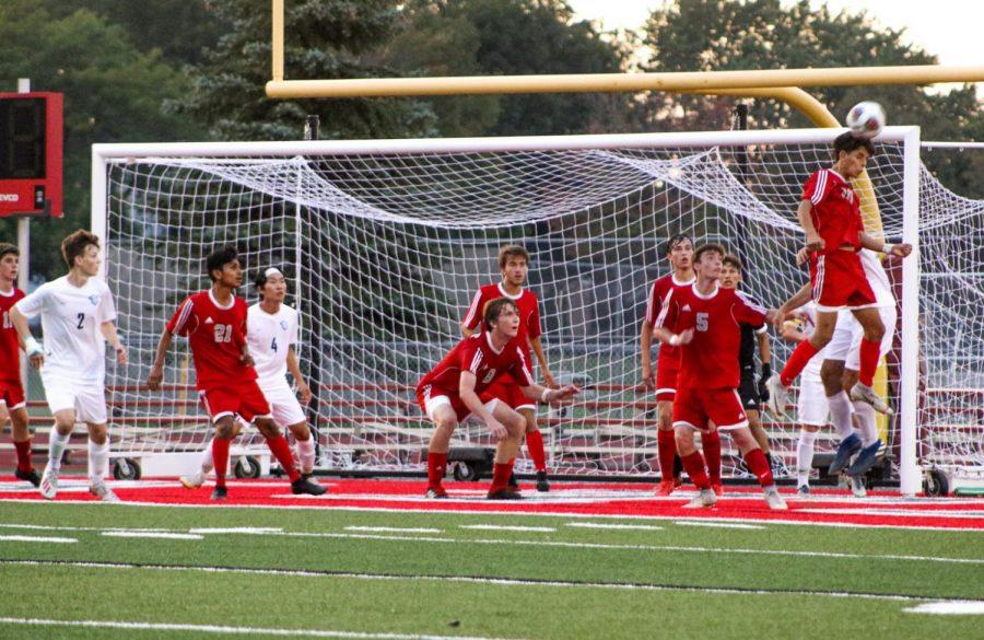 Slideshow: Palatine soccer takes on Prospect