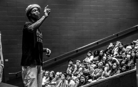 Sign Language Club hosts rapper Matt Maxey