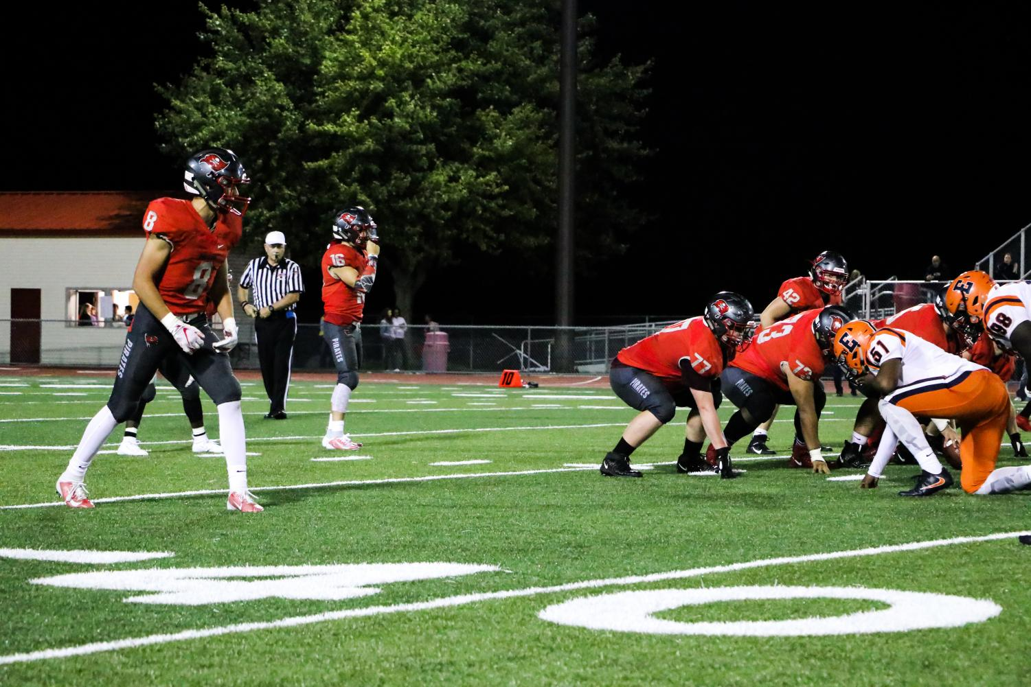 Pirates offense fires on all cylinders in victory over Evanston.