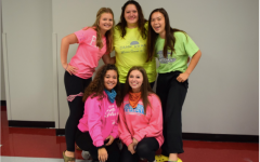 Homecoming Spirit Week– a myriad of decades, designs and dyes
