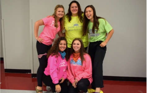 The Spirit Week's neon winners are…
