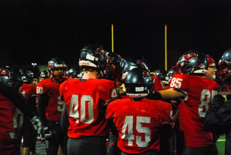 Slideshow: Red & White football game kicks of the 19-20 season