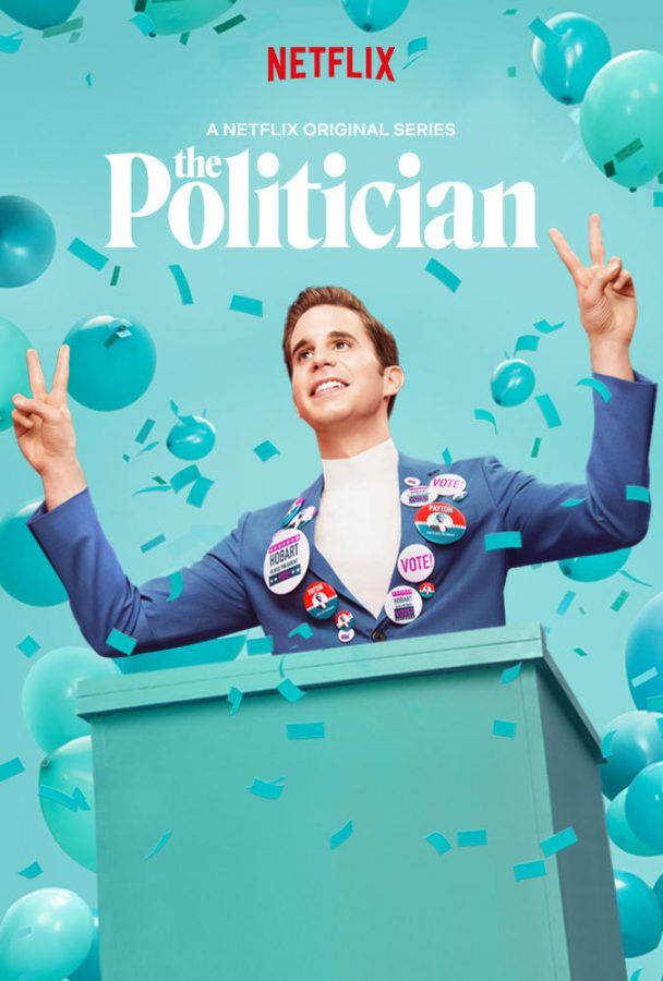 Season 1 of The Politician stars Ben Platt, Zoey Deutch, and Gwyneth Paltrow. It premiered on Sept 27, 2019 on Netflix.