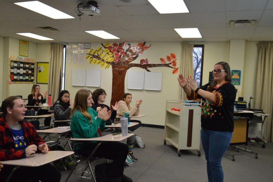 Slideshow: ASL Club