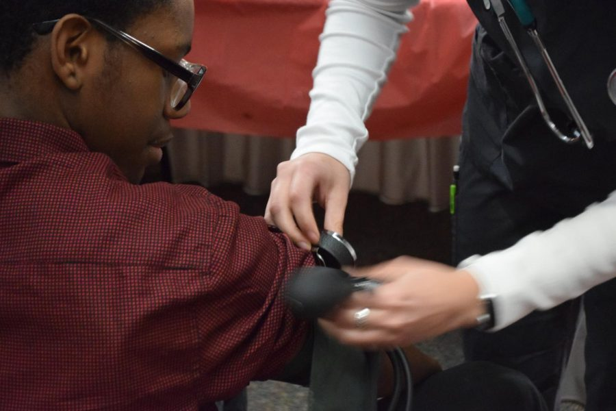 Slideshow: PHS hosts health and safety fair