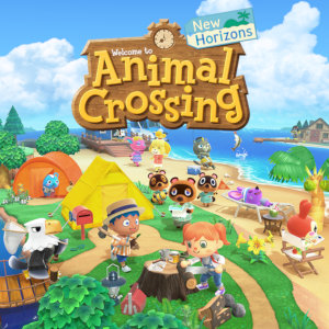 Cover of 'Animal Crossing: New Horizons.' It was released on March 20, 2020.