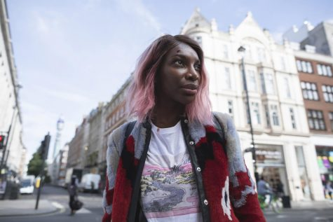 "Michaela Coel stars in her HBO series ""I May Destroy You."""
