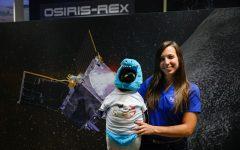 PHS grad Coralie Adam reaches for the stars