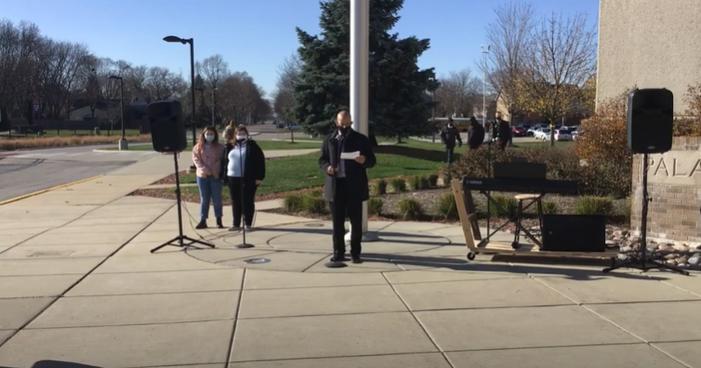 PHS honors veterans