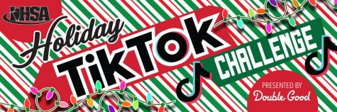 The IHSA launches its first holiday TikTok challenge to bring teams safely back together during the holiday season.