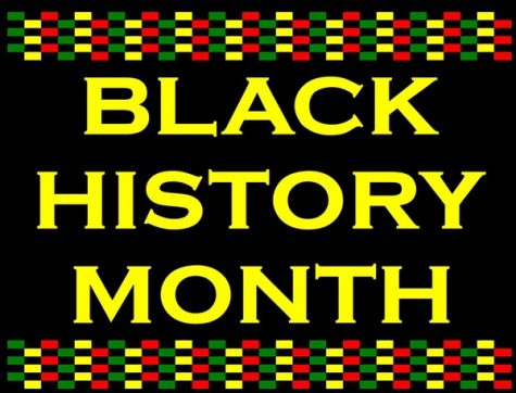Black History month is an annual observance where people and events of Black history are remembered. (Courtesy of Creative Commons).