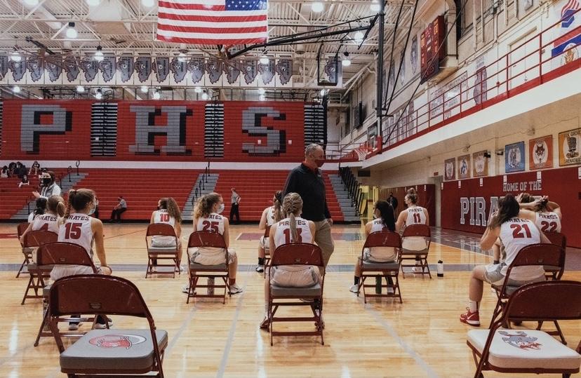 Slideshow: Girls Varsity Basketball takes on crosstown rival, Fremd High School