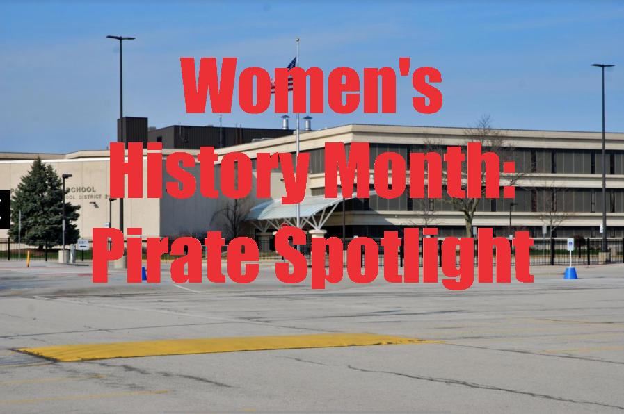 Women's History Month: Pirate Spotlight