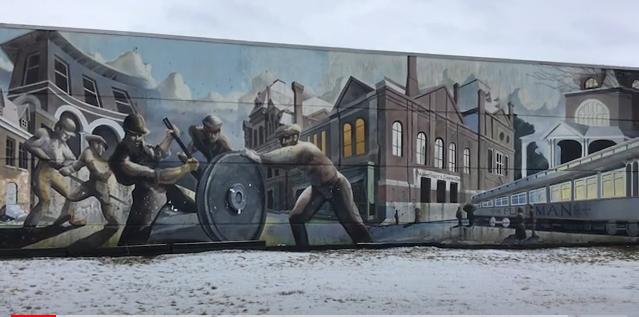 PTV - Focus on art in the Pullman neighborhood