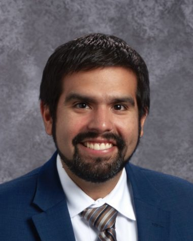 Carlos Esquivel has worked in the PHS band program mentoring the concert and jazz bands since joining the music staff.